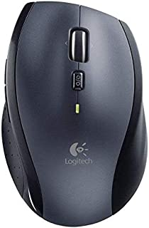 Logitech 910-001949 M705-Marathon Wireless Mouse - Black