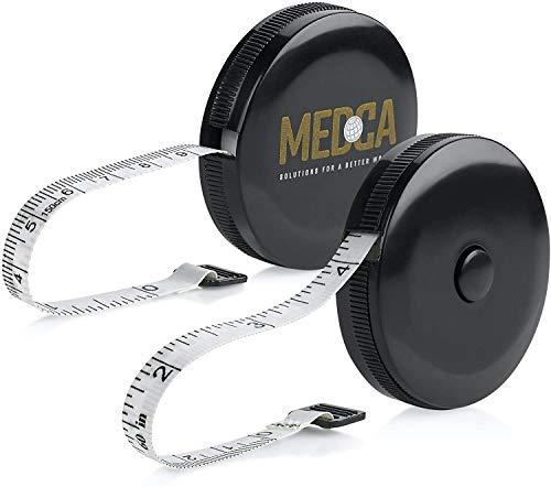 Cinta métrica para mediciones corporales