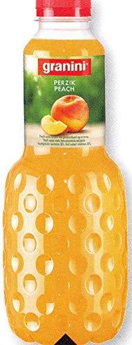 Granini Nectar Peche PET 6 x 1 l Flasche (Pfirsichnektar)