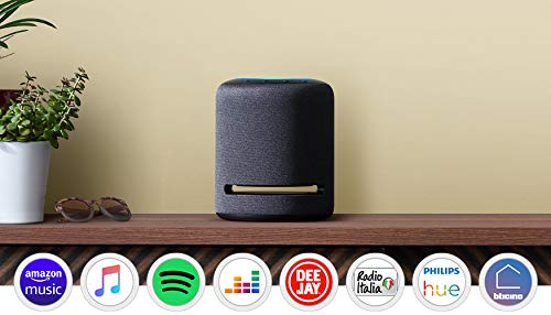 Echo Studio, Ricondizionato Certificato - Altoparlante intelligente con audio Hi-Fi e Alexa