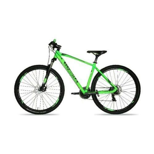 BETA Mountain Bike Whistle 9598W Alluminio Freni a Disco e Cerchi 29' Shimano