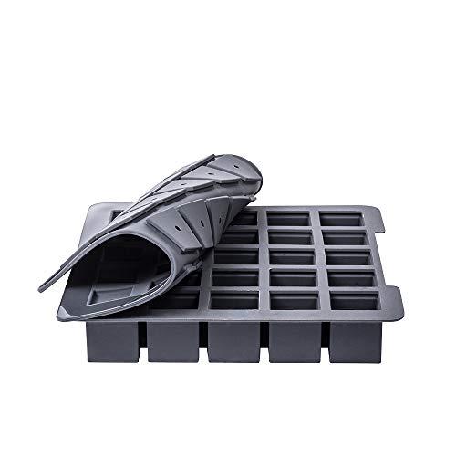 Pixcake - Moule Silicone - Pixmoule - Moule Silikomart pour Faire des Cubes Parfaits - Supporte Chaud et Froid - Pixel Art - Moule à Gâteaux Extraordinaire pour Préparations Sucrées et Salées