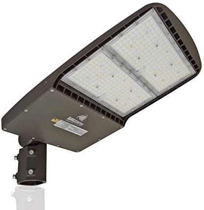 LED Street shipfree Light 200W IP65 Kansas City Mall Shortin Waterproof 28000 4000K Lumens