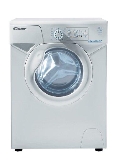 Candy AQUA 80F Libera installazione Carica frontale 3.5kg 800Giri/min A Bianco lavatrice