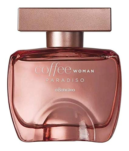 Coffee Woman Paradiso Desodorante Colônia 100 ml