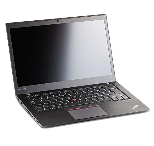 Lenovo ThinkPad T470s 14 Zoll 1920×1080 Full HD Display Intel Core i7 512GB SSD Festplatte 24GB Speicher Windows 10 Pro UMTS LTE Fingerprint Tastaturbeleuchtung (Zertifiziert und Generalüberholt)