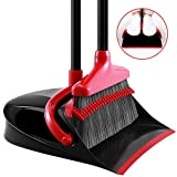Best Broom And Dustpans - Homemaxs Broom and Dustpan Set, [Newest 2020] Long Review
