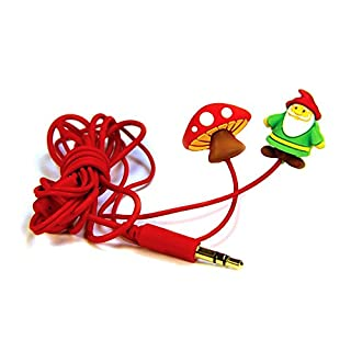 DCI Gnome and Mushroom Earbud