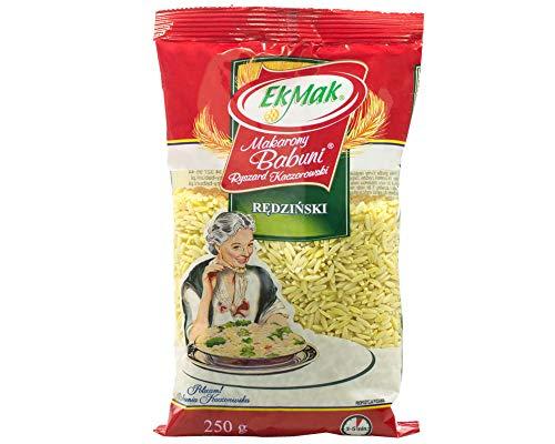 Eko-Mak Pasta Nudeln in Reisform 250g