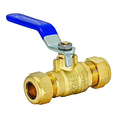 Eastman 20096LF Full Port Ball Valve Compression from EZ-FLO