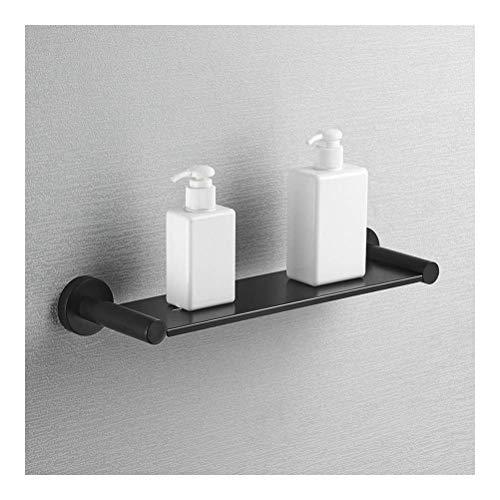 LGR Bathroom Rack Shower Caddy Shelf Wall Mounted Shower Shelf Drilling Stainless-Steel...