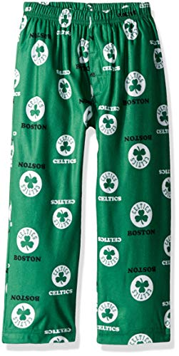 NBA by Outerstuff NBA Toddler Boston Celtics Team Color Printed Short, Kelly Green, 4T