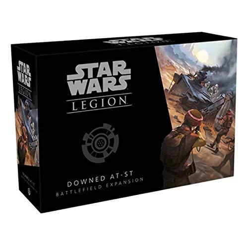 Fantasy Flight Games FFGSWL30 Star Wars Legion: Downed at-ST Battlefield Expansión, Multicolor