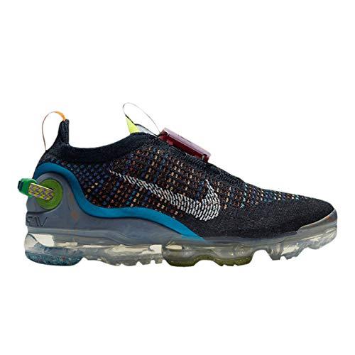 Nike Air Vapormax 2020 FK, Zapatillas para Correr para Hombre, Deep Royal Blue/White/Multi/Color, 42.5 EU