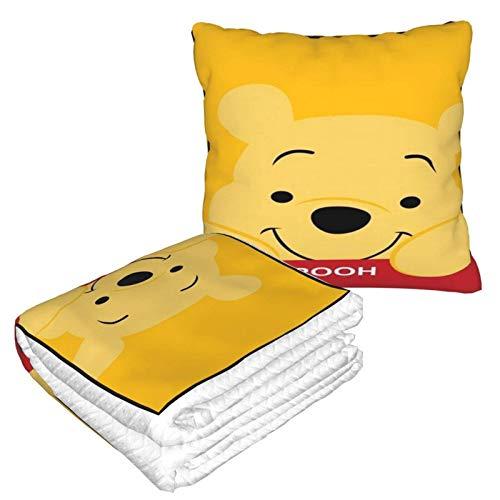 niushan Lindo manta de almohada para el hogar, dormitorio, sofá, coche, interior y exterior, camping, mujeres, hombres, regalos