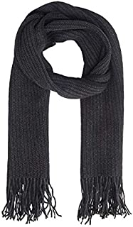 Tarocash Men's Budapest Textured Scarf for Going Out Smart Occasionwear