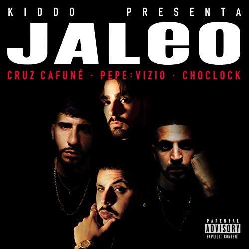 KIDDO feat. Choclock, Cruz Cafuné & Pepe : Vizio