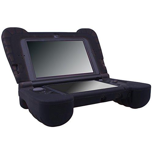 Pandaren silicona mano agarre Fundas Protectores para NEW 3DS XL (no para la versión antigua 3DS XL)