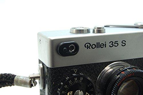 【ノーブランド品】新品 ローライ35用露出計カバー Rollei 35 ローライ35Sなどにも使用可