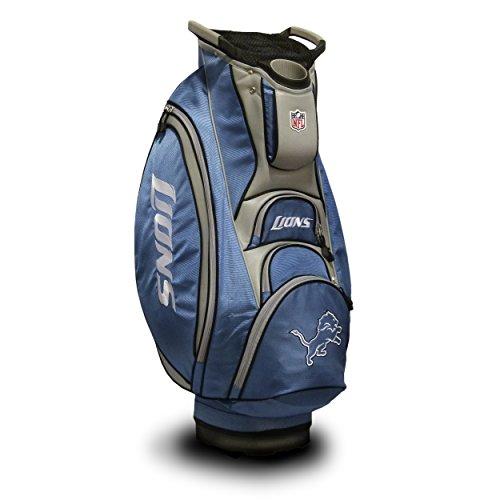 Team Golf NFL Lions Victory Golf Cart Bag