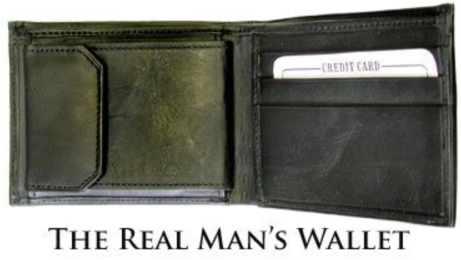 Real Man's Wallet by Murphys Magic Supplies Inc.