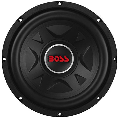 BOSS Audio Elite BE10D - Subwoofer para coche de 10 pulgadas, 800 vatios de potencia máxima, bobina de voz dual de 4 ohmios