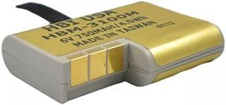 Harvard HBM-3100M Replacement Battery for MOTOROLA / SYMBOL PDT 3100 Bar Code Scanner Replaces Part #: 12595-04, 21-36897-02 6v 750mah NIMH