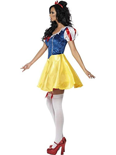 Smiffy's Costume Blanche Neige Sexy Taille s