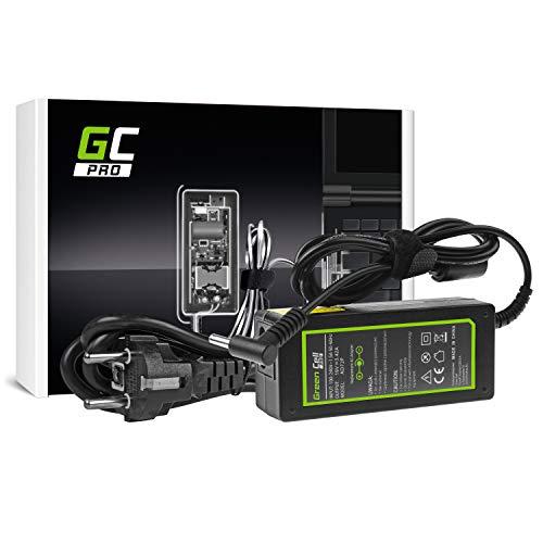 GC Pro Cargador para Portátil ASUS ASUSPRO Advanced BU400V BU401L Essential PU301 PU401 Ordenador Adaptador de Corriente (19V 3.42A 65W)
