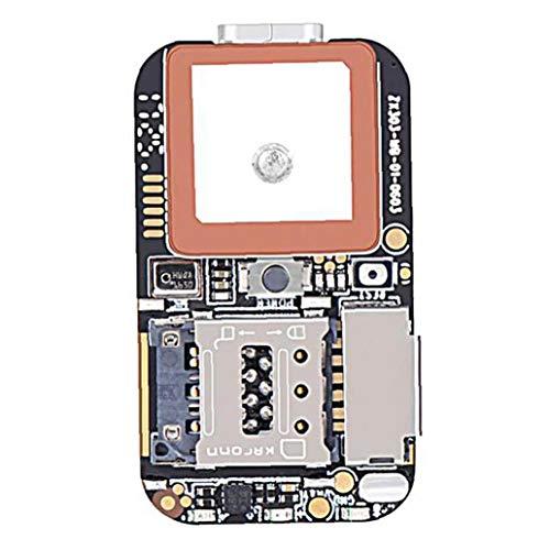Runfon Tarjeta TF Tracker GPS localizador Módulo Agps WiFi Lbs M GPRS Localizador de aplicación Web de Seguimiento de grabación Pcba Junta Zx303
