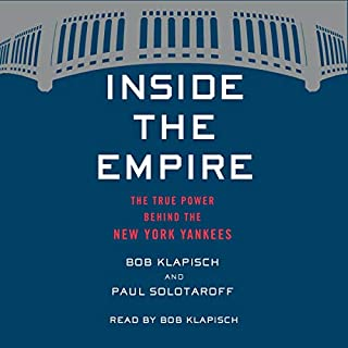 Inside the Empire audiobook cover art