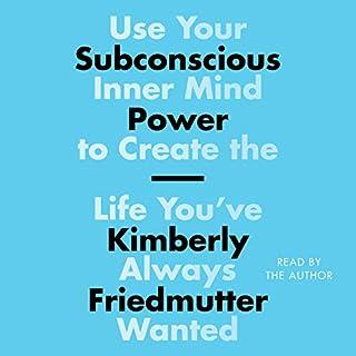 Subconscious Power audiobook cover art