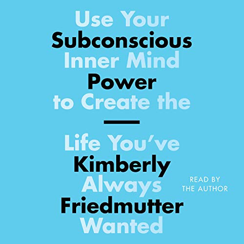 Subconscious Power audiobook cover art