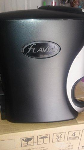 FLAVIA Creation 200 1-Cup Brewer, Black/Titanium