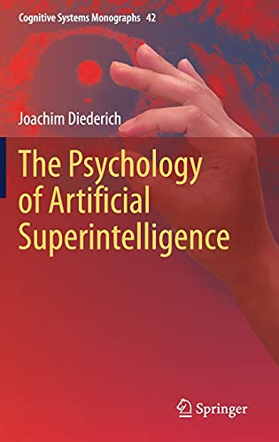 The Psychology of Artificial Superintelligence Front Cover