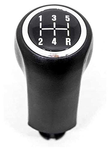 Pomo Coche 5/6 Speed Car Gear Shift Knob, FIT FOR para Opel Vauxhall Zafira B 2005 2006 2007 2009 2010 2011 2012 2012 2014 2014 (Color : 5 Speed R)