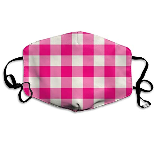 Mascarilla bucal Rosa Caliente Sanitaria máscara médica para Mantener el Calor en frío