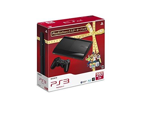 Golf 6 bundling all PlayStation 3 250GB Starter Pack Charcoal Black (CEJH-10022)