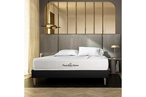 Pack colchón Windsor 120x190cm + Somier multiláminas, Espuma viscoelástica y muelles ensacados