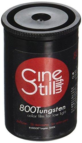 CineStill 800235 50Daylight - Película fotográfica (Grano Fino, 35 x 36 cm)