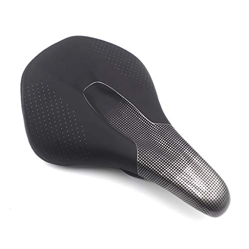 YLLYLL Bicycle Saddle Soft and Comfortable Breathable Widened Design Ergonomics Suitable for Mountain Bikes Road Bikes Etc Ms Outdoor Equipment