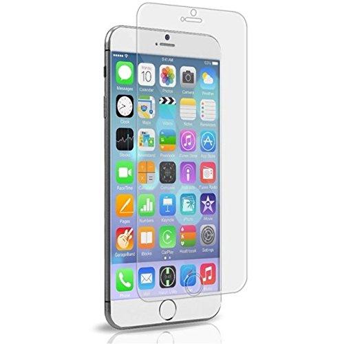 zanasta Displayschutzfolie kompatibel mit Apple iPhone 8 / iPhone 7 Displayschutz Folie Displayfolie Schutzfolie Transparent Klar