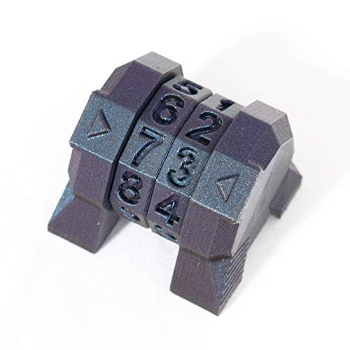 Smonex 3D Printed Spindown Life Counter Compatible with Magic The Gathering Board Game and Other Roleplaying Games - Life Tracker Dial