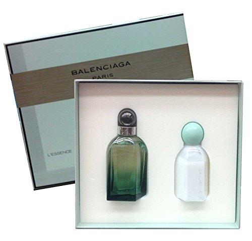 BALENCIAGA PARIS L'ESSENCE by Balenciaga Gift Set for WOMEN: EAU DE PARFUM SPRAY 2.5 OZ & BODY LOTION 3.4 OZ