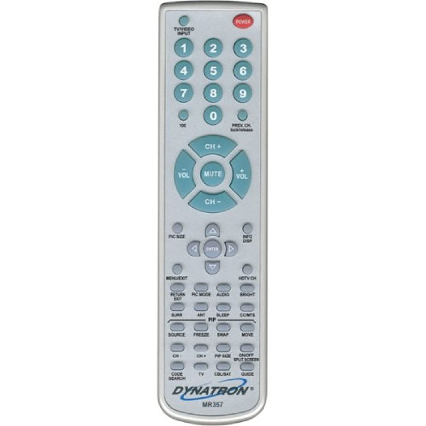 Miracle Remote for Sharp, Mitsubishi or Samsung TV (Discontinued by Manufacturer)