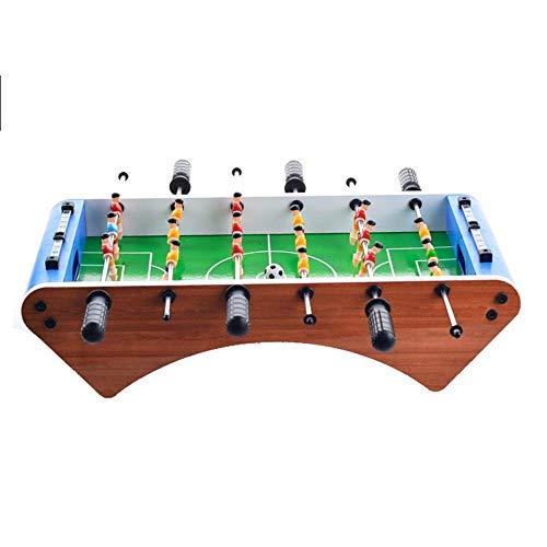 JJZXD Juegos for niños, Mesa de Fútbol Sala Fútbol Mesa de Juego for Adultos Niños habitación Juego de Deportes (Size : M)