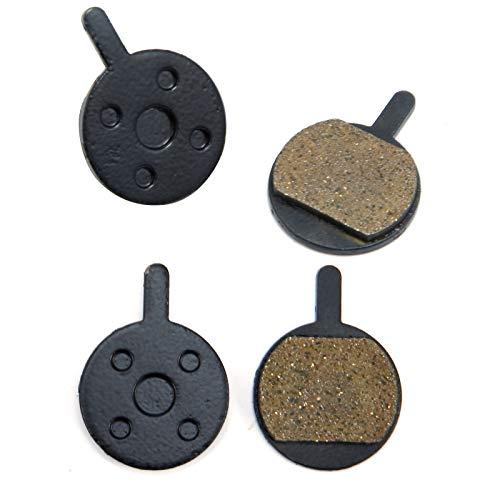 Anladia 2 Paar Bremsbeläge Scheibenbremsbeläge für PROMAX mechanische Scheibenbremse 24,8mm