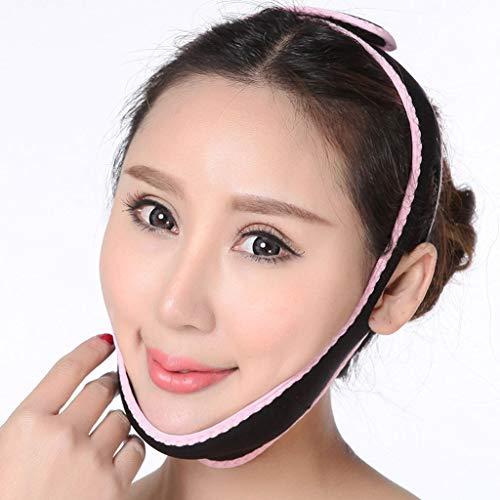 FCXBQ Masque Amincissant pour Le Visage, V Ceinture faciale Bandage du Visage Lifting Facial Artefact Instrument Facial de Levage du Visage Lifting Complet du Visage Cheek Slim