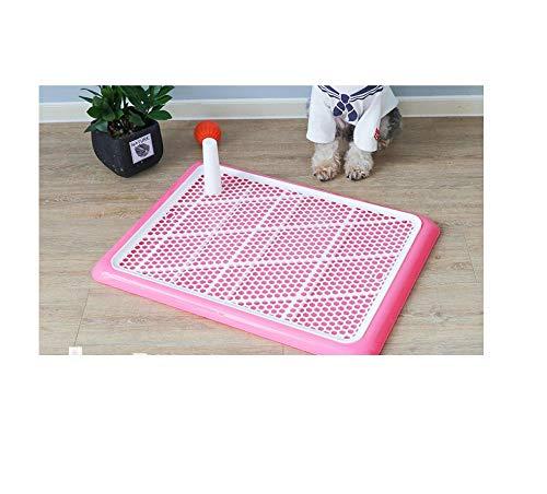 Ding&ng Heimtierbedarf, Toiletten, Töpfchen, Urinale, Pritschen, Töpfe, Urinale-Pink_50 * 36 cm