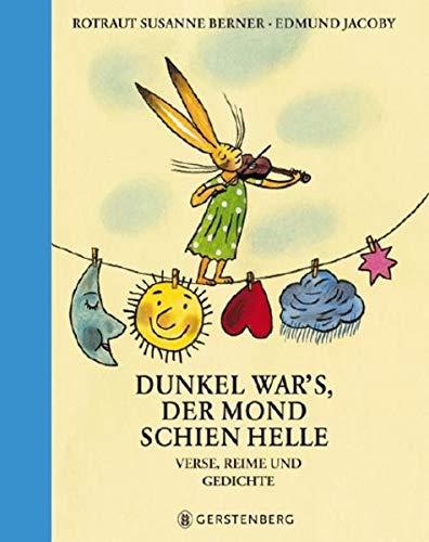 Gerstenberg Verlag Dunkel war's Bild